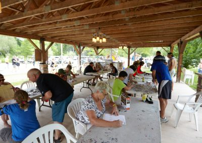 Social events at Cedar Springs
