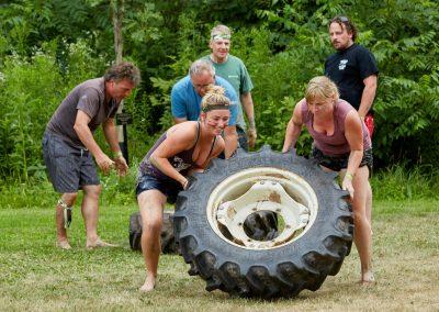 Members enjoy weekly events at Cedar Springs