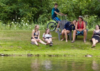 All ages relax and unwind at Cedar Springs